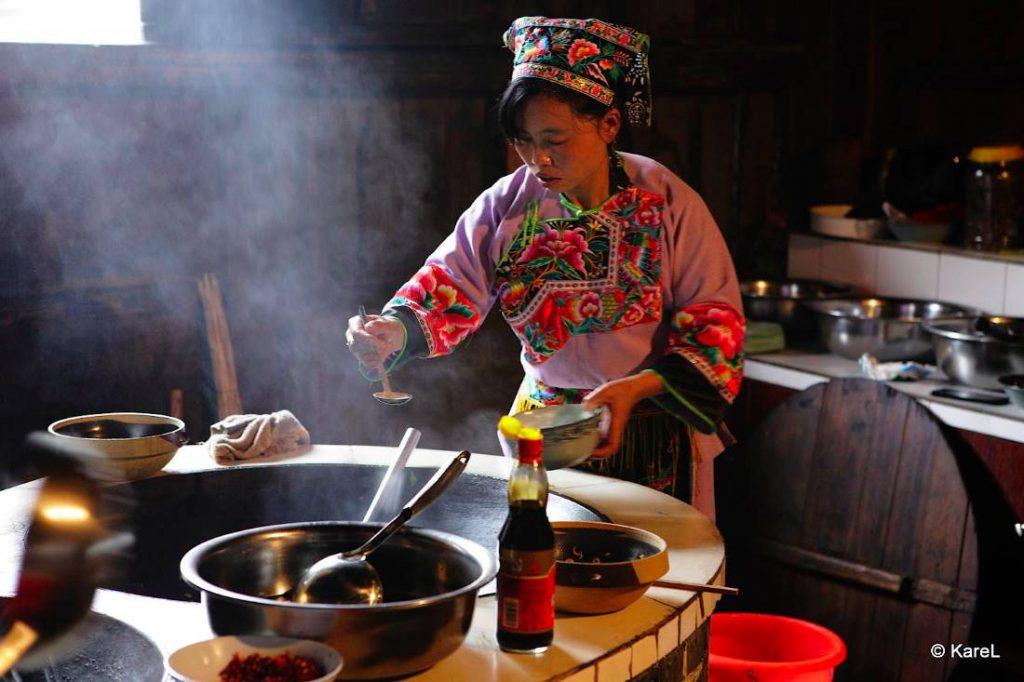 Chine reportage touristique